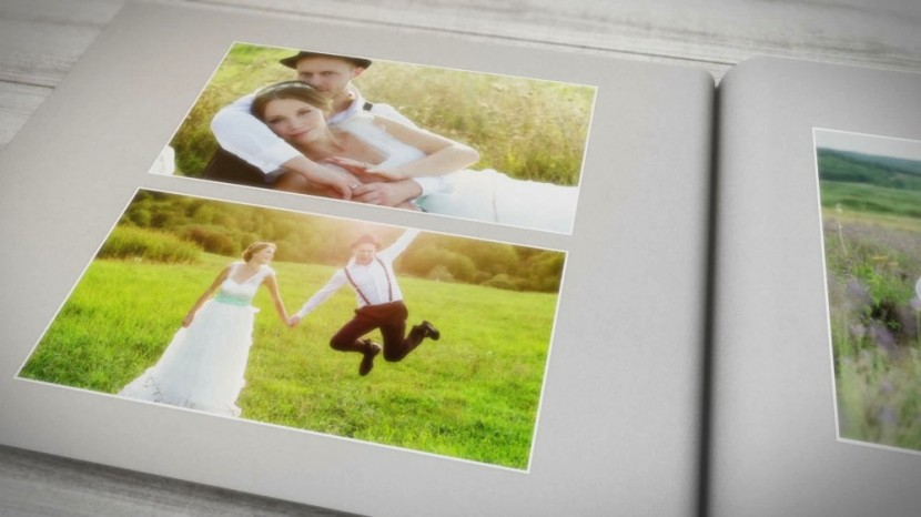 Matrimony: Wedding Slideshow - After Effects Template