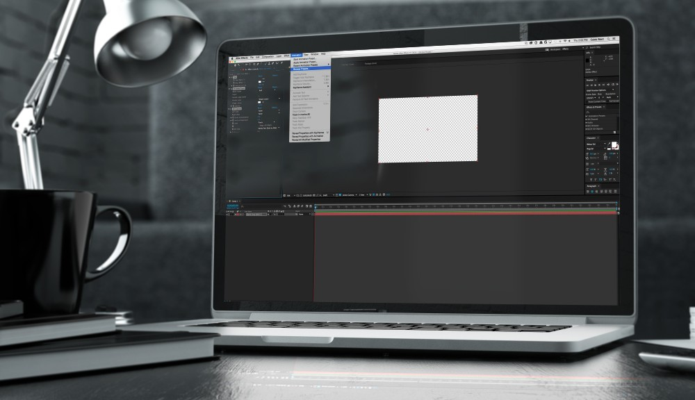 How to Install After Effects Presets
