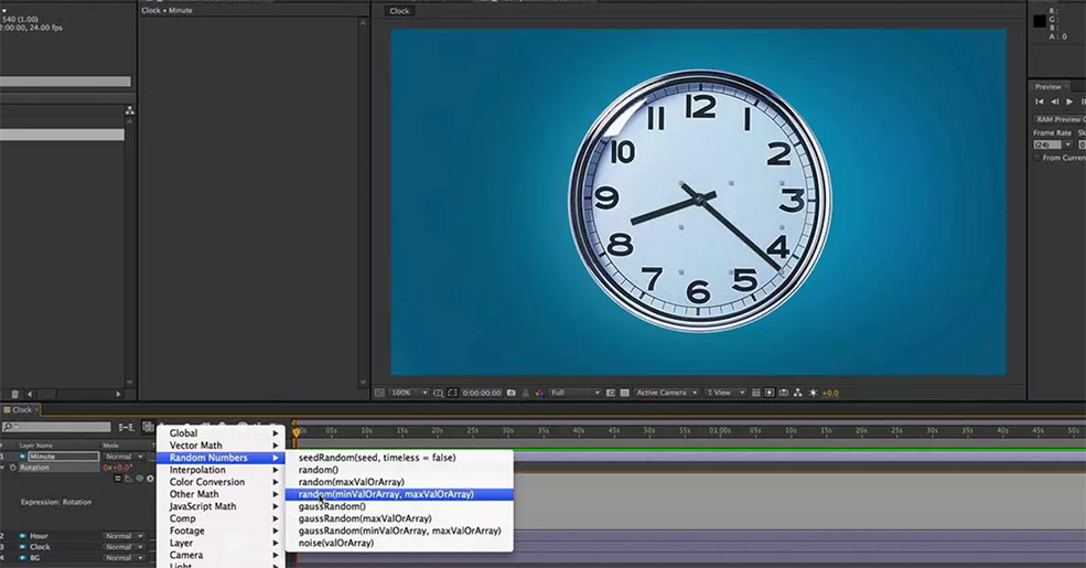 55 Essential After Effects Tutorials
