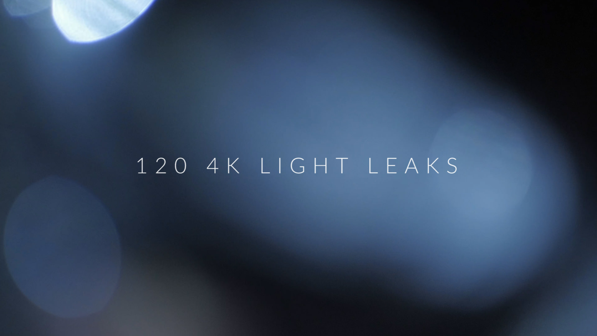 4K Light Leaks