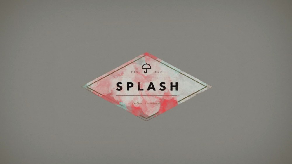 Splash: Organic Logo Reveal - After Effects Template