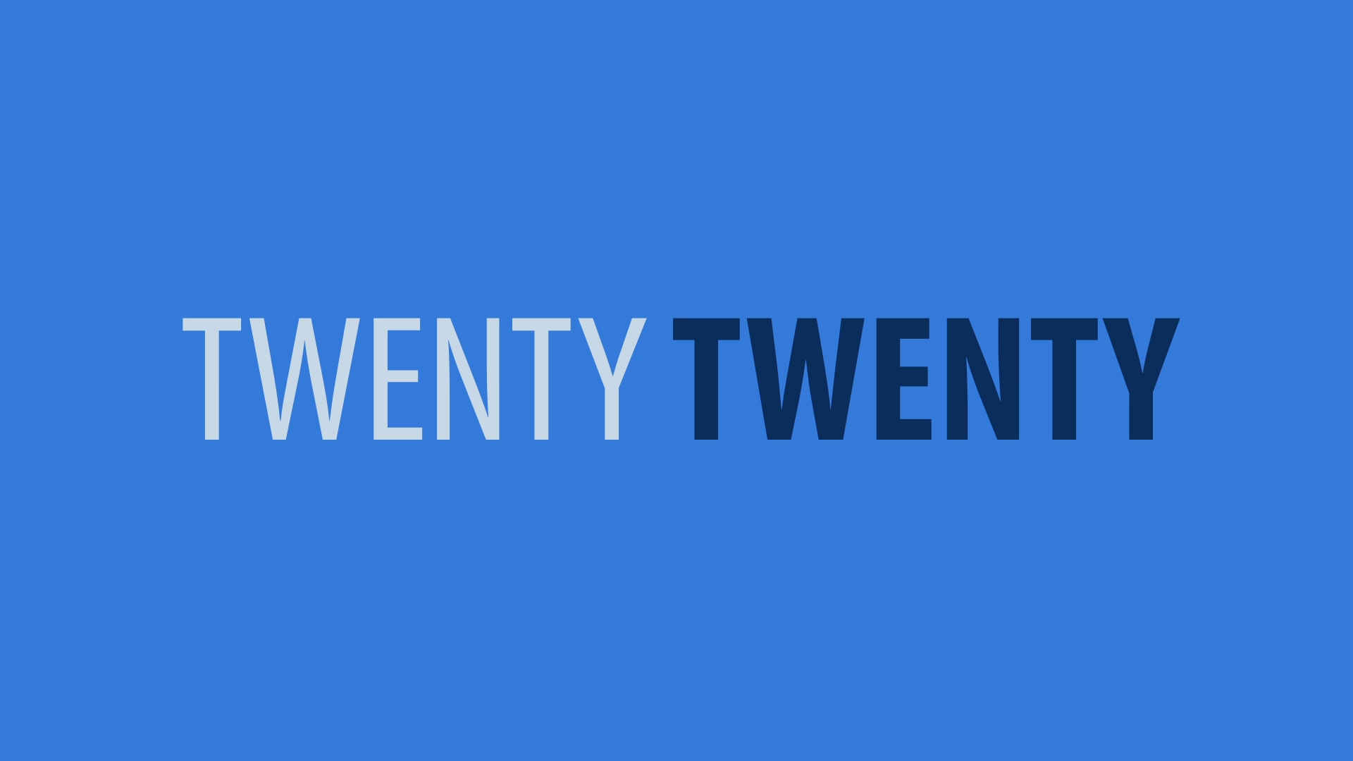 Twenty twenty kinetic title pack after effects template for Twenty pictures