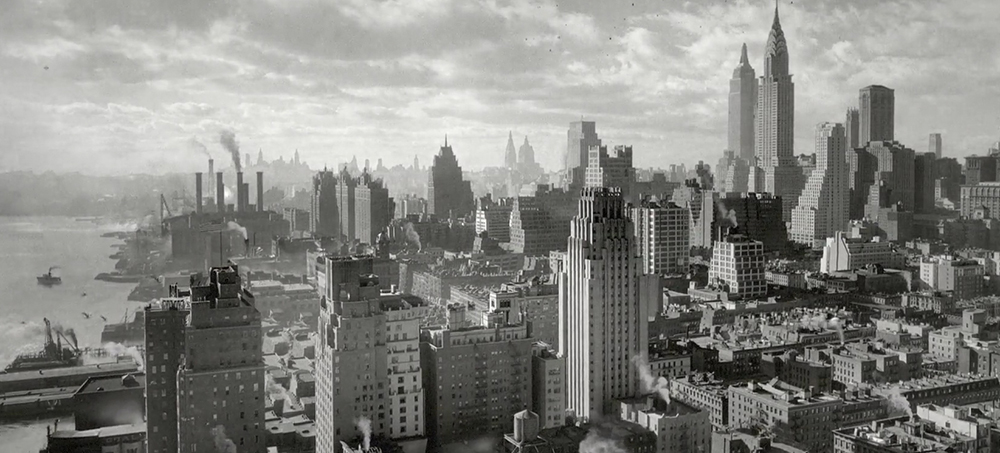 How Alexey Zakharov Brought Vintage Photos to Life in 3D: The Old New World New York Skyline
