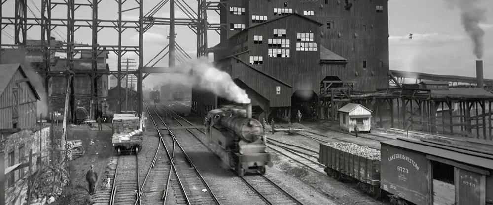 How Alexey Zakharov Brought Vintage Photos to Life in 3D: The Old New World Train Scene