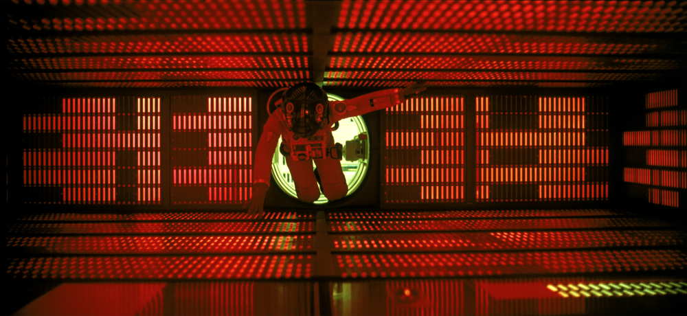 Great Use of Color in Pre-Digital Films: 2001: A Space Odyssey