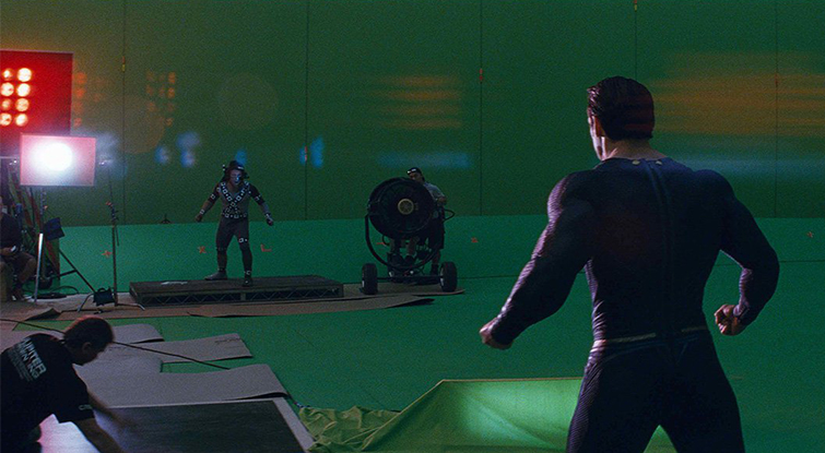 Batman vs Superman VFX