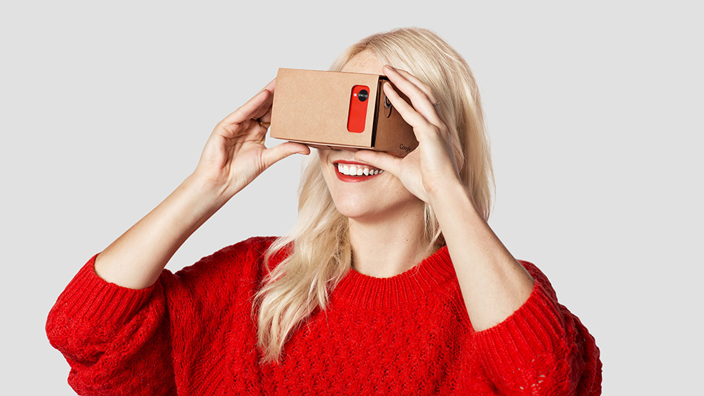 The State of VR and 360-Degree Video (May 2016) - Google Cardboard