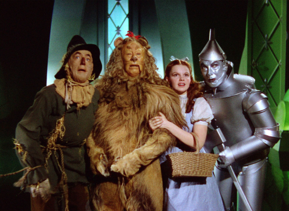 Great Use of Color in Pre-Digital Films: Wizard of Oz