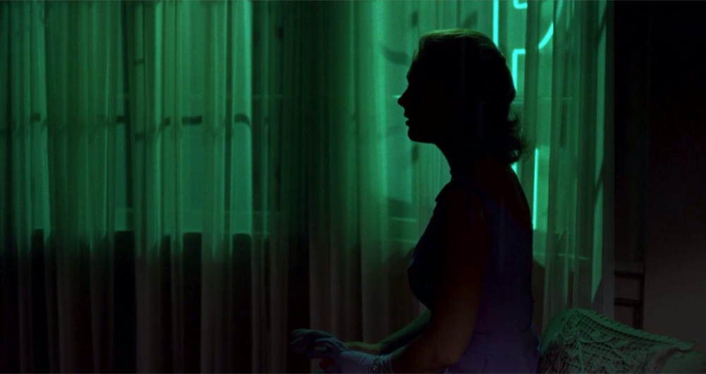 Great Use of Color in Pre-Digital Films: Vertigo