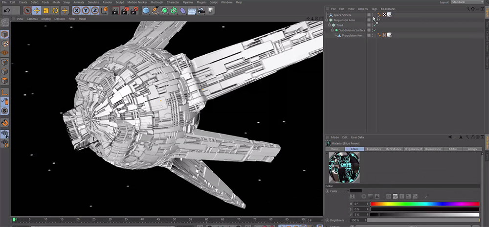 The Cinema 4D R18 Updates Every 3D Artist Should Know: New Viewport
