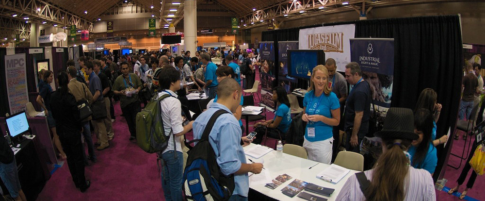 9 Things to Look for at SIGGRAPH 2016: SIGGRAPH Job Fair