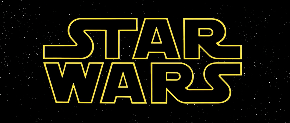 The Art Behind Classic Movie Title Design - Star Wars Logo