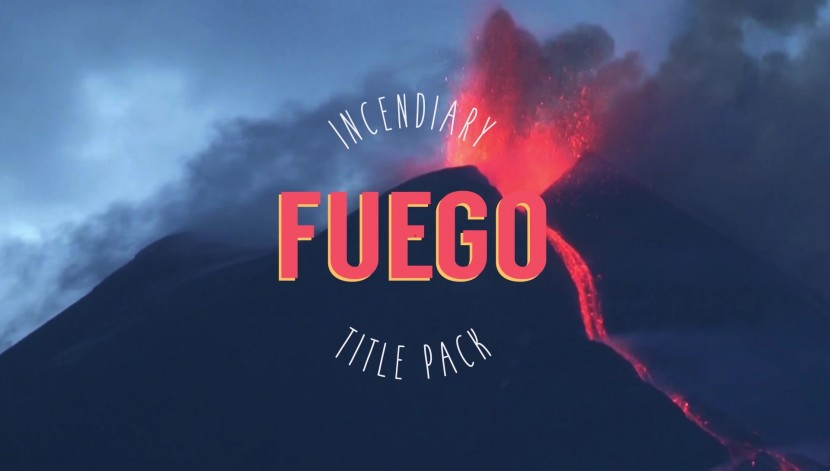 fuego-after-effects-title-pack00005 | After Effects Template | Incendiary Title Pack