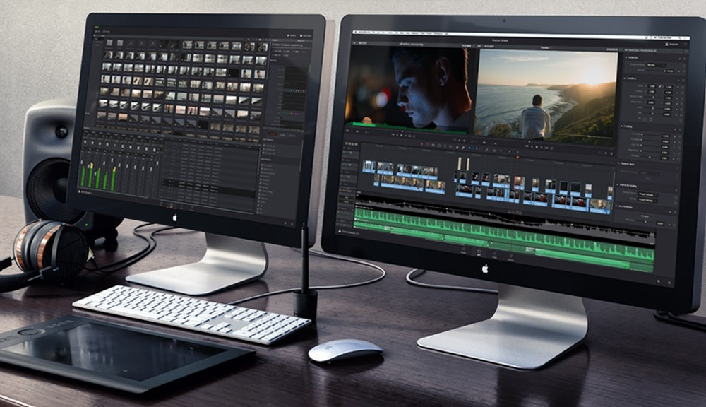 Blackmagic Announces Massive Davinci Resolve 12 Update