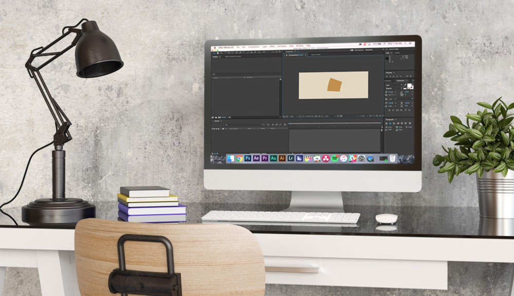 Distortion Tools in After Effects