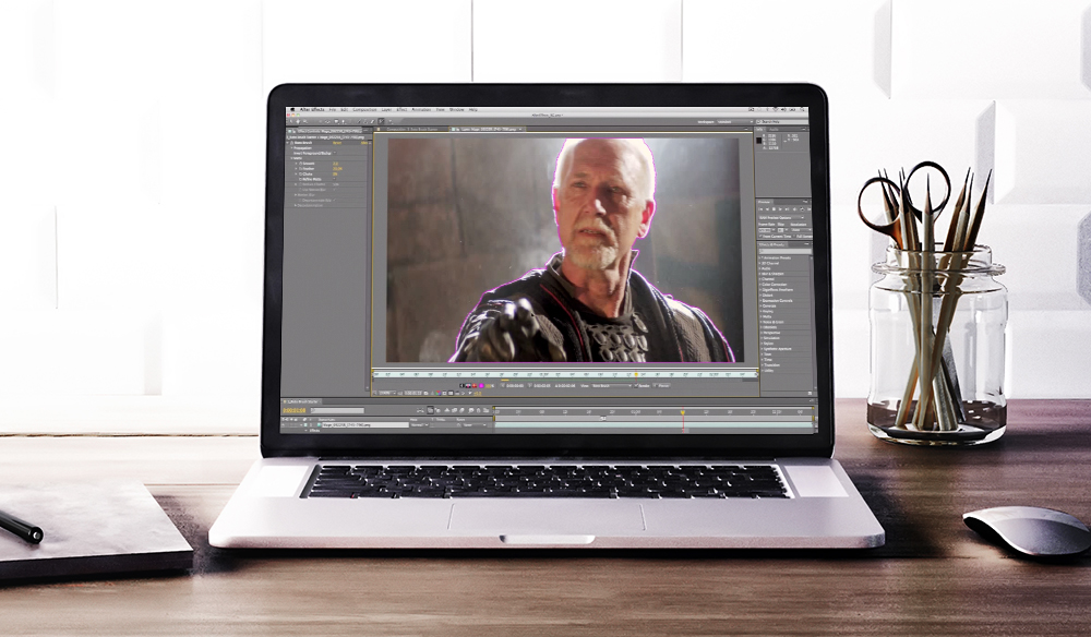 How to Rotoscope in After Effects