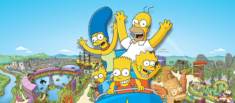 Adobe Brings Live Animation to the Mainstream: The Simpsons