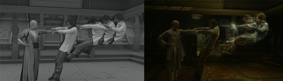 VFX Breakdown Roundup: November 2016 - Doctor Strange