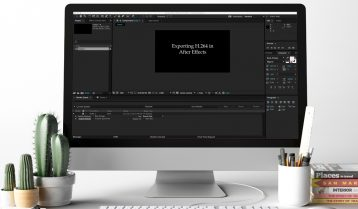 How to Export H.264 Video in After Effects