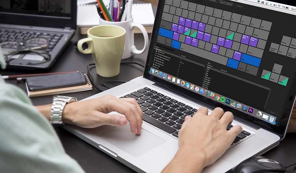 Custom Premiere Pro Keyboard Shortcuts Made Easy
