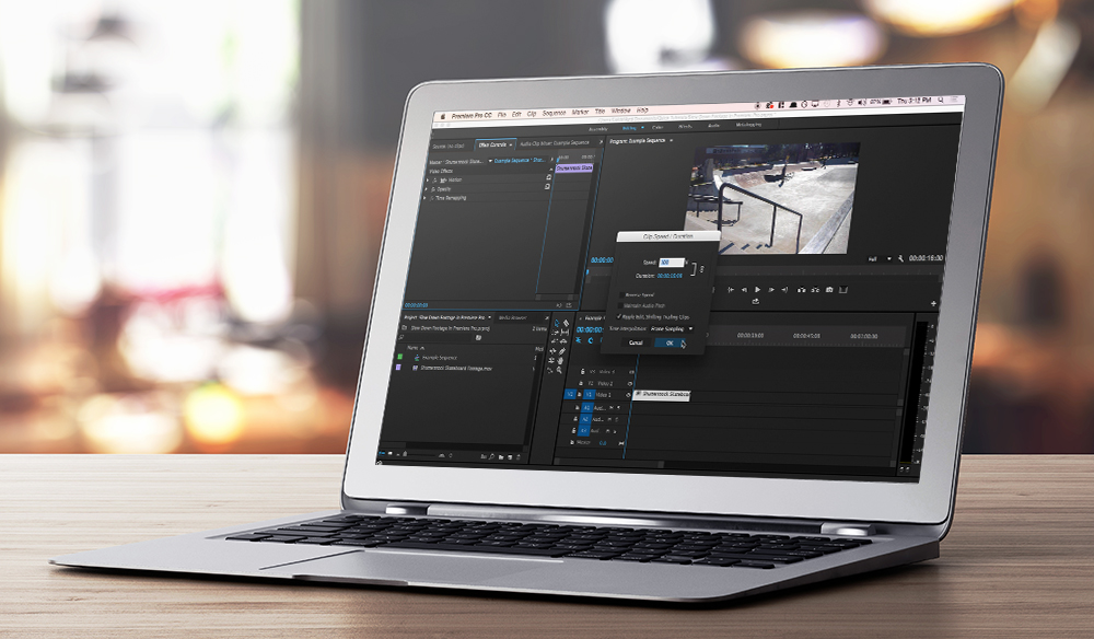 How to Slow Down Video in Premiere Pro