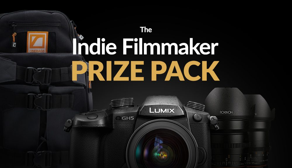 RocketStock Giveaway: Win a GH5 and More! Nearly $5,000 in