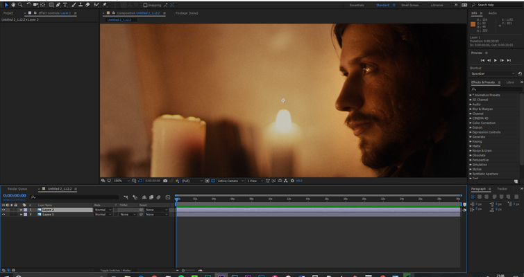 Add Organic Diffusion To Your Footage with These Quick Steps — after-effects-glow