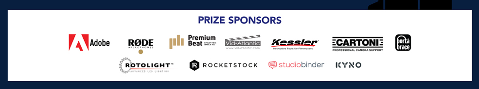 Win Thousands of Dollars in Video Prizes from Zacuto and RocketStock - Sponsors