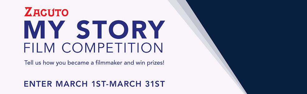 Win Thousands of Dollars in Video Prizes from Zacuto and RocketStock - Film Competition