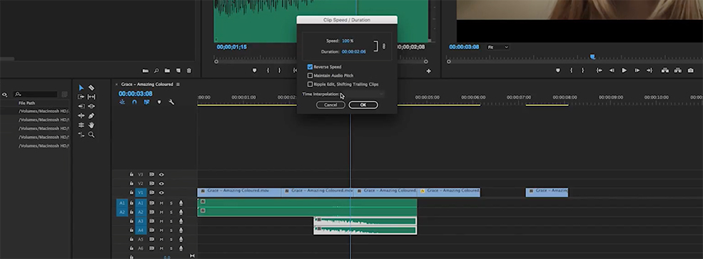 Video Editing Quick Tip: Using Audio Swells in Premiere Pro