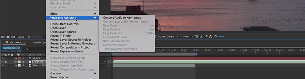 Create Graphics that React to Music in After Effects — Keyframes