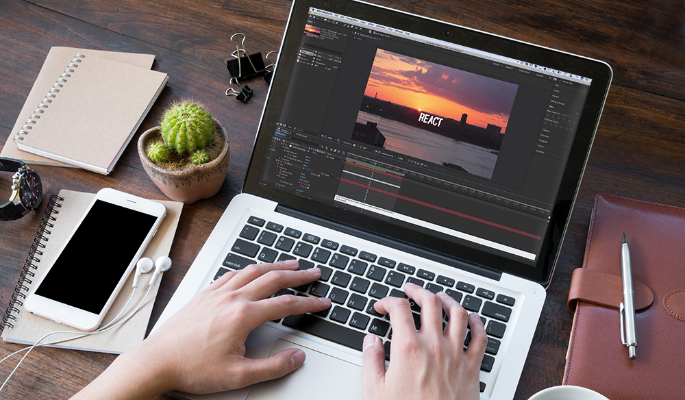 Create Graphics that React to Music in After Effects