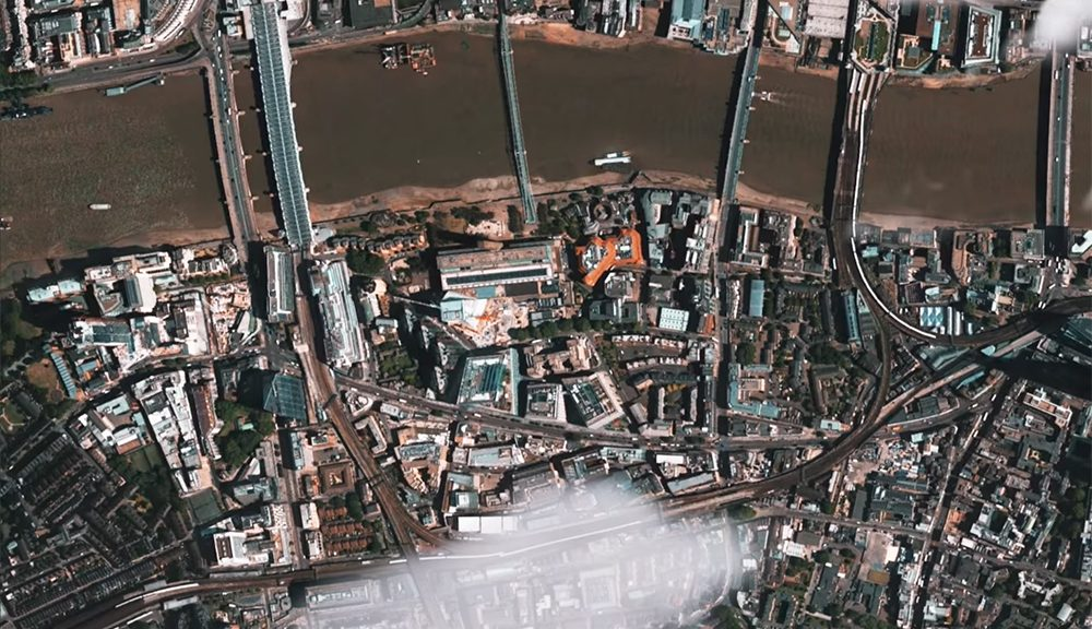Create a Map Zoom Effect in FCPX