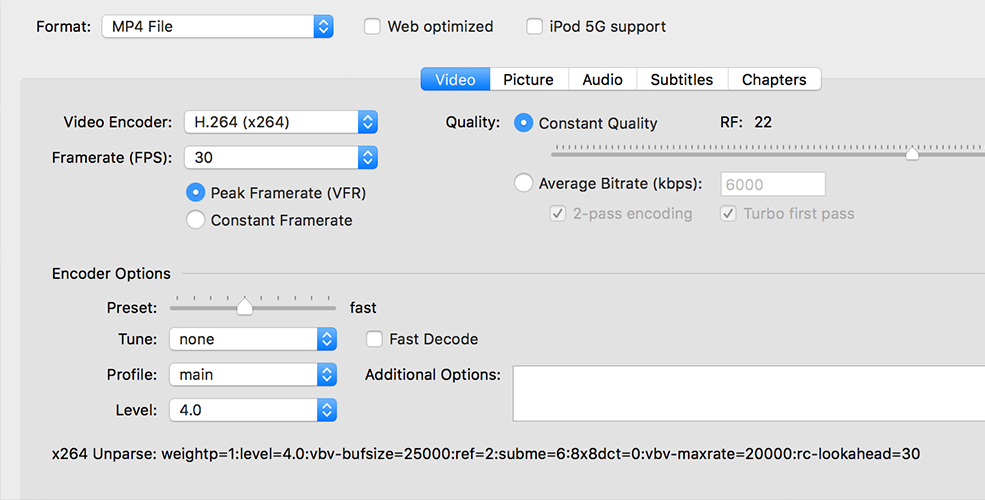 How To Record Tutorials with QuickTime Player — Constant Framerate