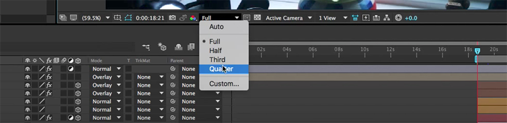 How to Fix Cached Preview in After Effects — Close Everything