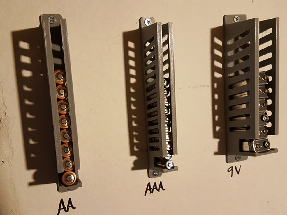 3D Print Your Own Camera Gear with These Free Instructions - Battery Wall