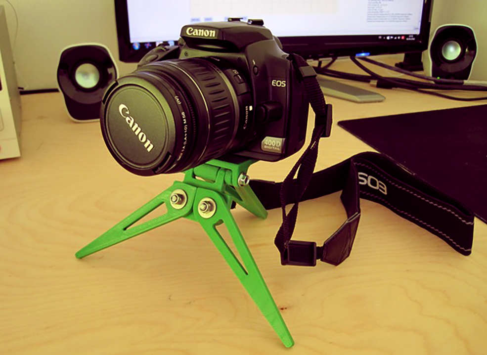 3D Print Your Own Camera Gear with These Free Instructions — Tripod