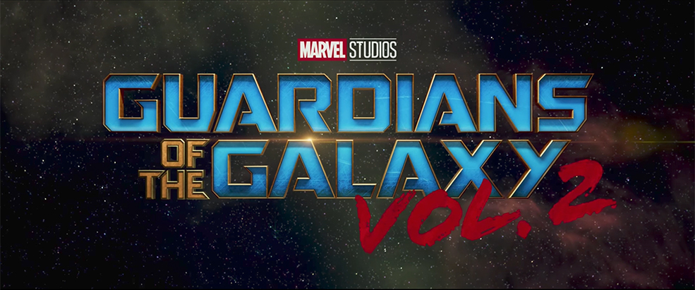 11 Animated Title Tutorials Inspired by Blockbuster Films — Guardians of the Galaxy