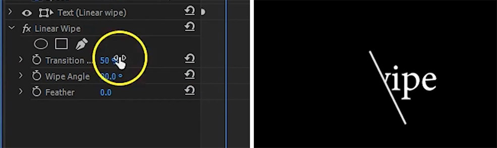 5 Must-Know Video Effects for Premiere Pro Editors — Linear Wipe