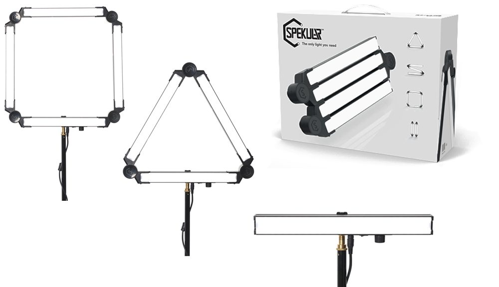 The New Spekular Modular LED Light Kit Can Do Nearly Anything