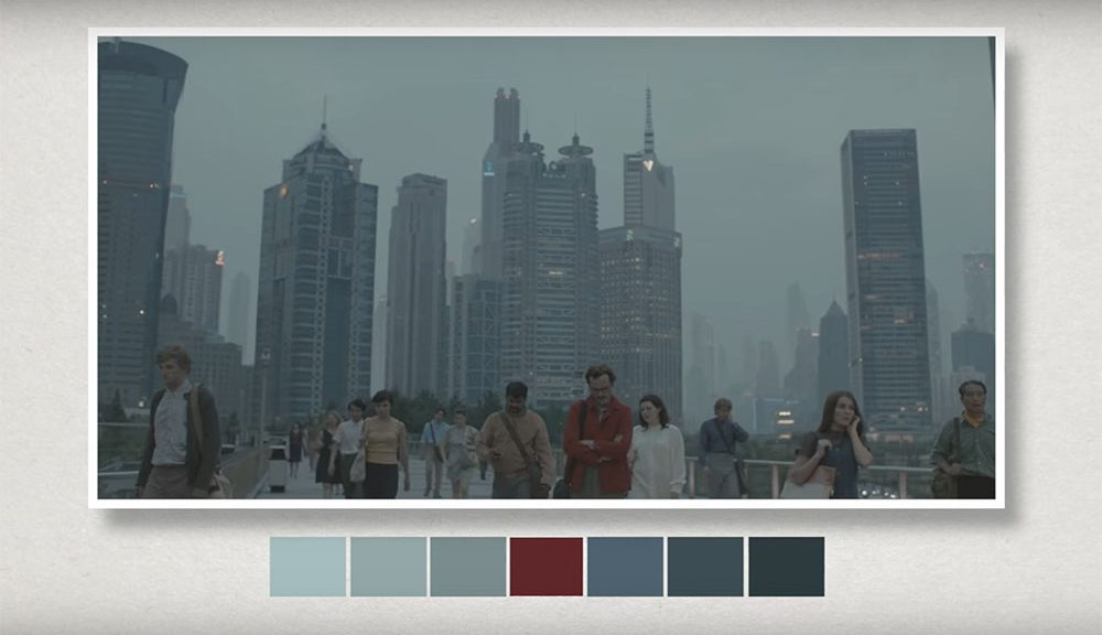 Creating a New Visual Aesthetic Through Production Design
