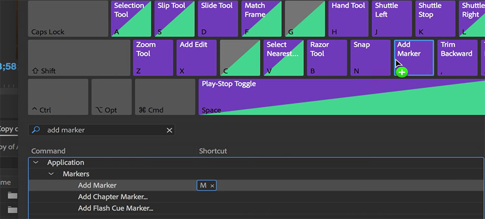 Editing to a Beat? This Keyboard Shortcut Changes Everything — Set Shortcut