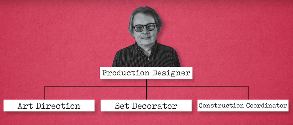 Creating a New Visual Aesthetic Through Production Design — Production Designer