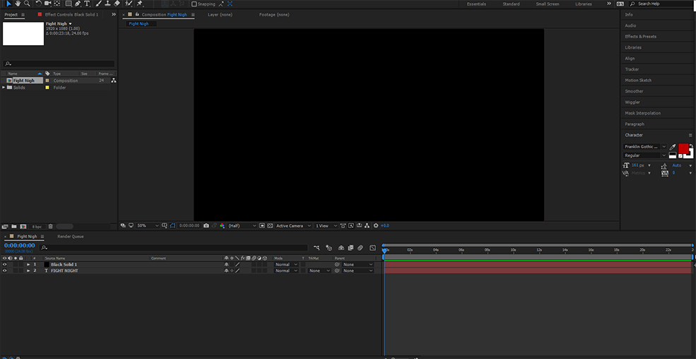 The Beginner's Guide to Using Alpha Mattes in After Effects — New Solid