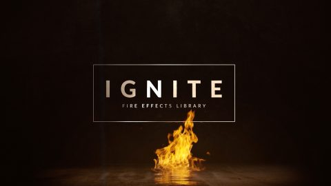 Ignite Flame Video Effects