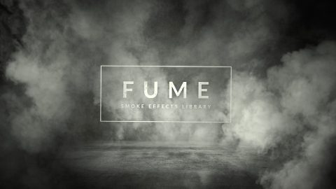Fume smoke effects for videos