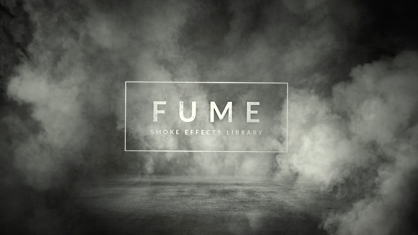 fume  150  smoke effects for impressive video projects
