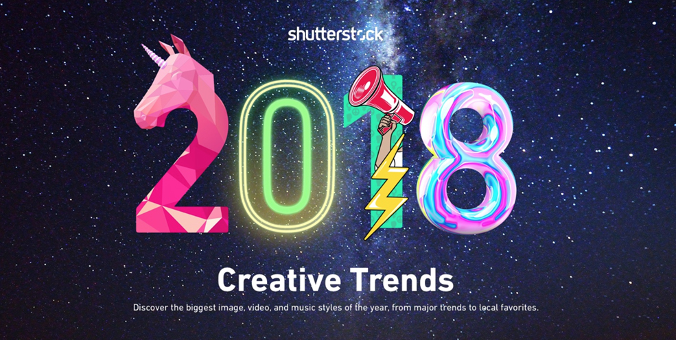 The Data Behind 2018's Design and Motion Graphic Trends — Trends