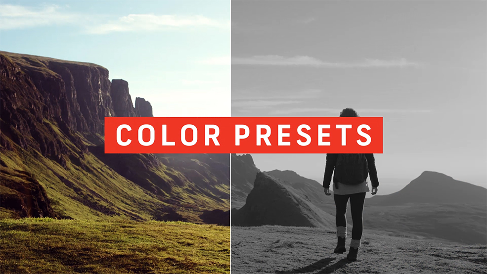 Over 220 Free Assets for Video Editors and Motion Designers — LUTs