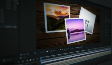 How to Create a Digital Photo Gallery in After Effects